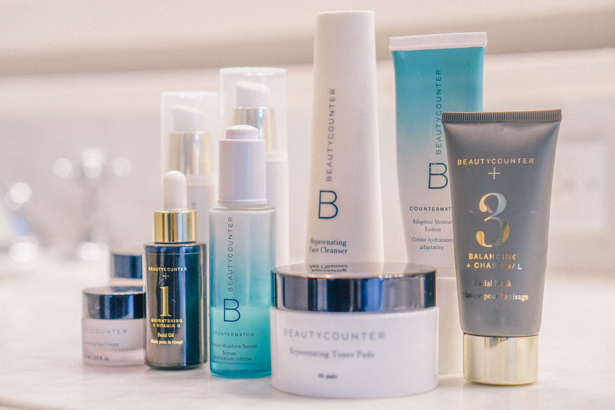My Beautycounter Skincare Routine