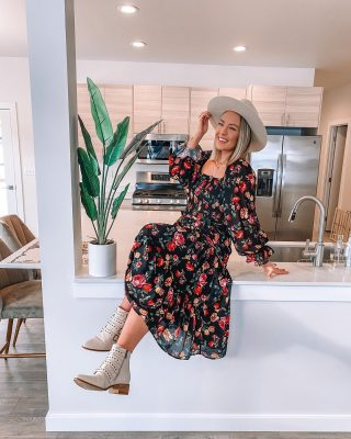 So excited for our stuff to get to Montana so we can start making this house feel like a HOME 🤍 Dylan & my Dad are driving it back in a trailer this weekend eeeeek! 😍 linking this dress that I love as an option for Valentine's Day! 💕 Also our barstools are on sale still! http://liketk.it/37B6Y #liketkit @liketoknow.it @shopreddress #newhome #montanahome #home