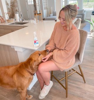 Finding products that are not only safe for me but safe for my fur babies is SO important to me! I have been using @Zevoinsect for a little over a year to keep our home free of bugs - it's safe when used as directed & can be found at your local Home Depot! Zevo outsmarts pesky bugs 🐜 with no harsh chemicals. #WaySmarterThanBugs #AvaliableAtHomeDepot #ad linked on my story!