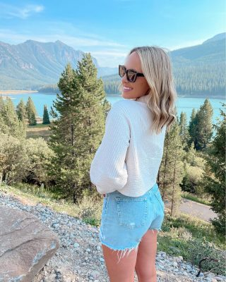 Today's adventure 🦋🍃💕🍁🍃✨ follow along as we take over @eccousa stories starting tomorrow morning! hiking to our favorite waterfall in town & taking little daisy on her first hike 🥰👟 #liketkit @shop.ltk http://liketk.it/3ni2L